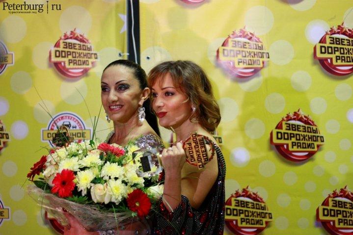 Татьяна Буланова и Афина