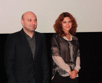 Фуад Ибрагимбеков и Екатерина Климова