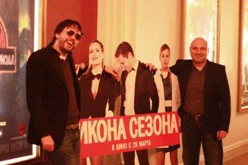 Сергей Швыдкой и Фуад Ибрагимбеков