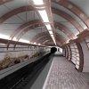 Ночной поезд «Адмиралтейская» – «Спортивная» в Питере
