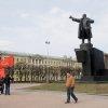 Памятник Ленину у Финляндского вокзала