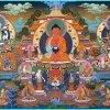 Фестиваль буддисткой живописи