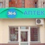 Аптеки 36.6 в Петербурге