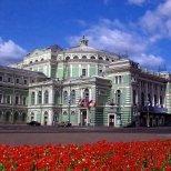 Мариинский театр в Санкт Петербурге