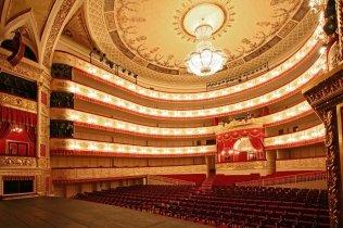 Международный театральный фестиваль в Александринском театре