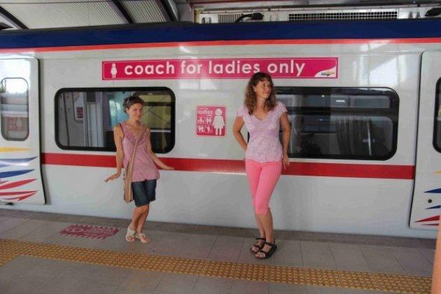 Беременные в поезде безопасно