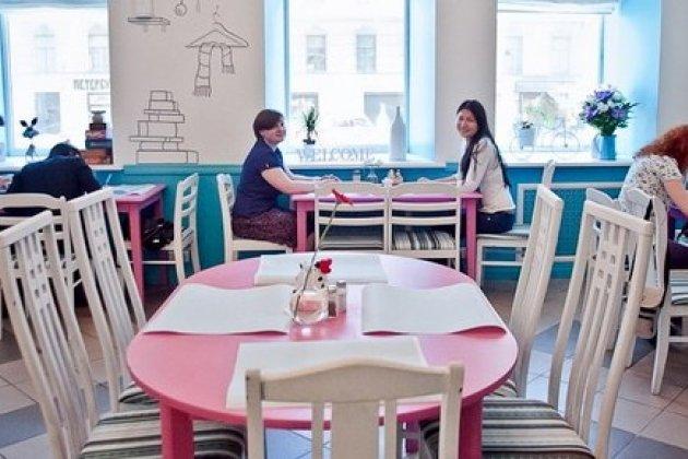 Кафе, коворкинг и отель «Третье место»