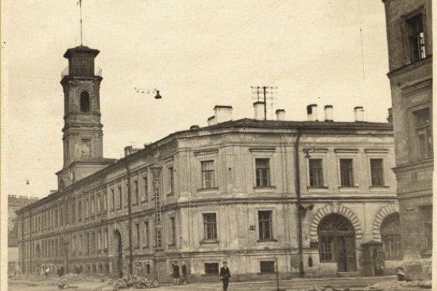 Топонимическая комиссия Петербурга обсудит переименование площади Восстания