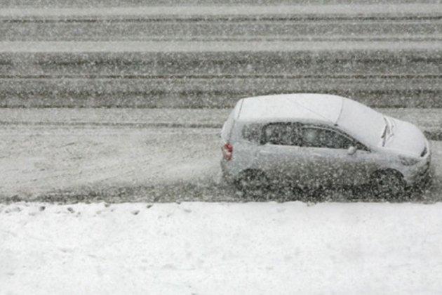 НаПетербург надвигается снежный шторм— МЧС