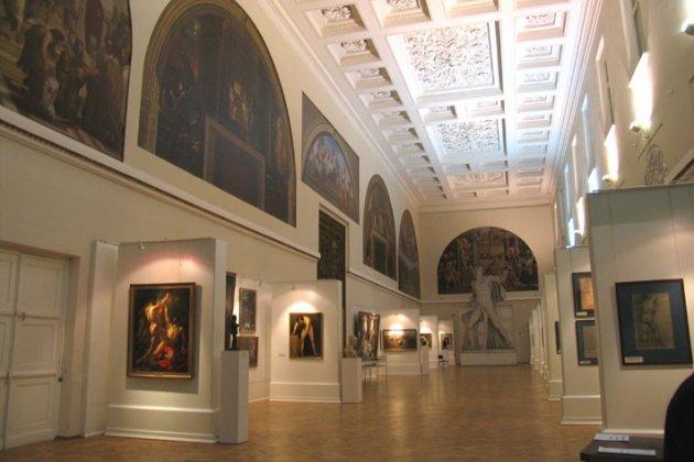 Когда была открыта академия художеств