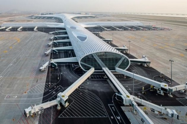 Пулково— самый красивый аэропорт вмире