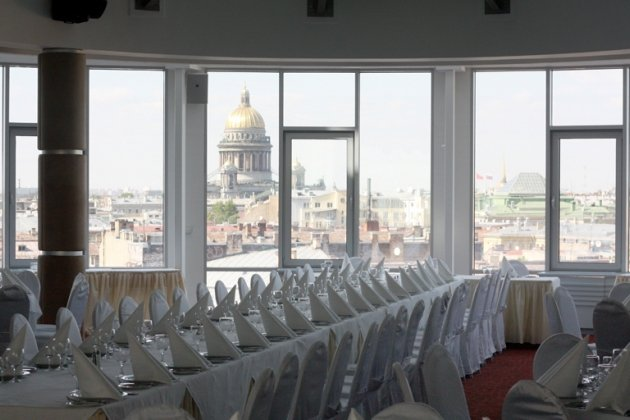 Гостиница Амбассадор в Питере