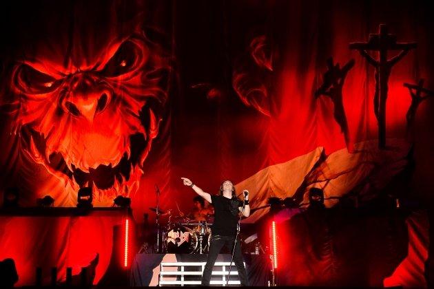 Группе «Ария» довелось перенести концерт вПетербурге из-за опасений пожара
