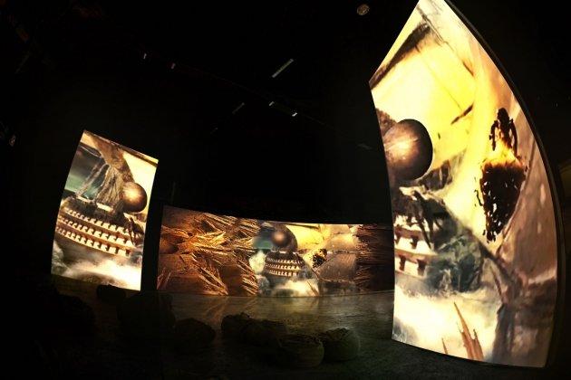 Выставка «Айвазовский - ожившие полотна»
