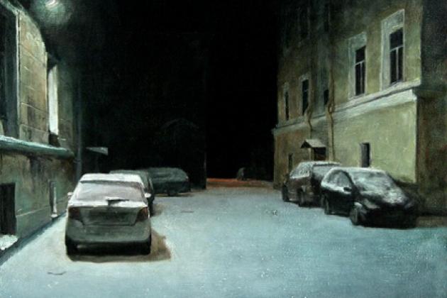 Выставка живописи Николая Чирятьева «Убежище»