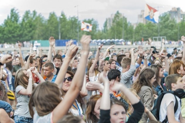 12 июня санкт-петербург афиша события: