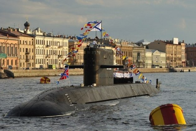 подводная лодка в питере адрес