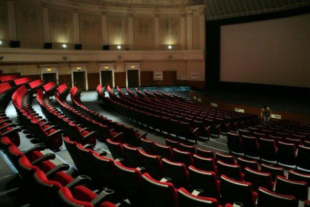 белый зал дома кино
