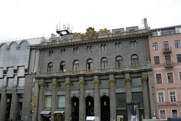 Караванная улица - Прогулки по Петербургу - Walkspb ru