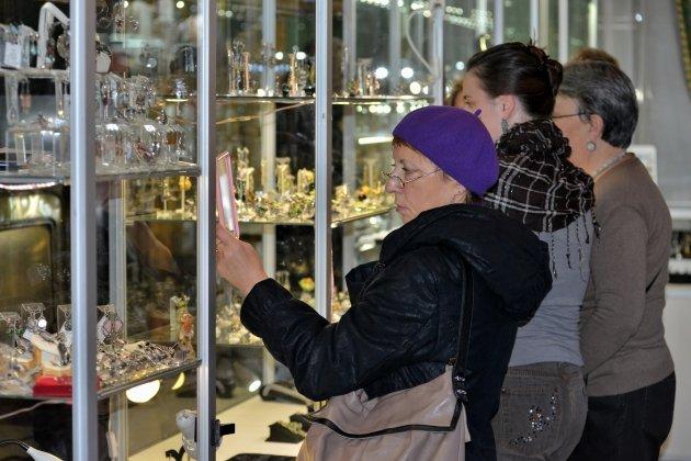Выставка сокровища