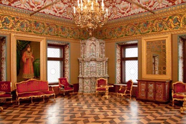 ВЮсуповском замке покажут спектакли