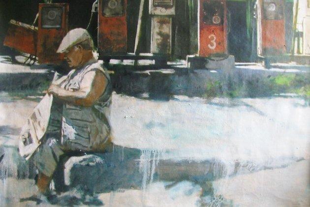 Выставка живописи Александра Грекова «Эпицентр»