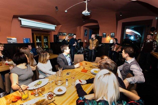Ресторан Хельсинкбар