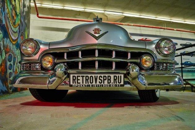 Выставка ретро автомобилей muscle car show