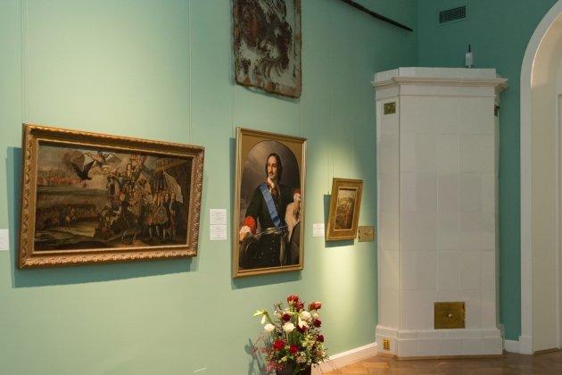 ВЭрмитаже открылся Музей русской  гвардии