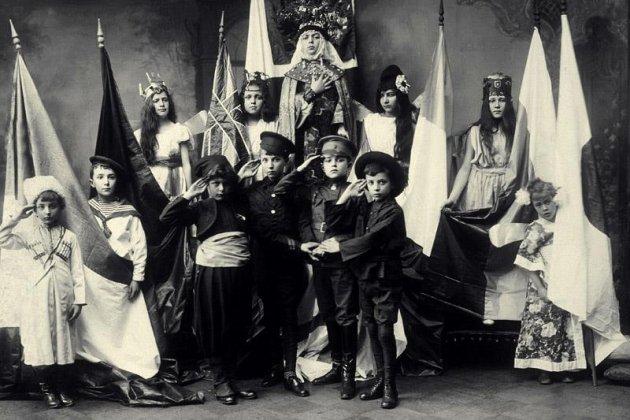 Проект 1917: история оживает «ВКонтакте»