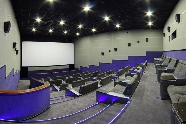 Кинотеатр «Мираж» в Озерках