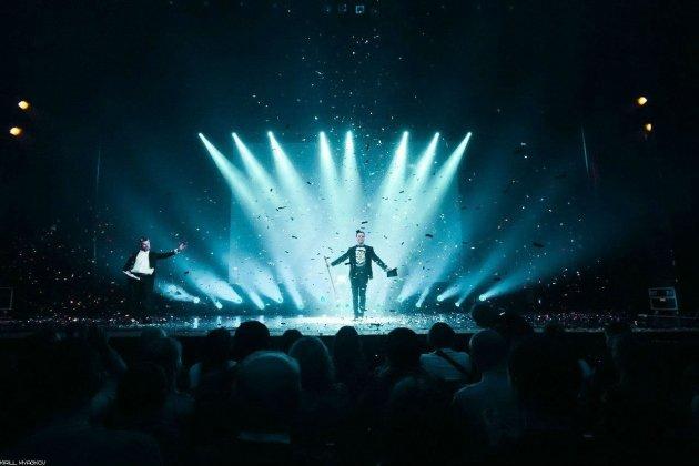 Шоу «Лучшие иллюзионисты России»