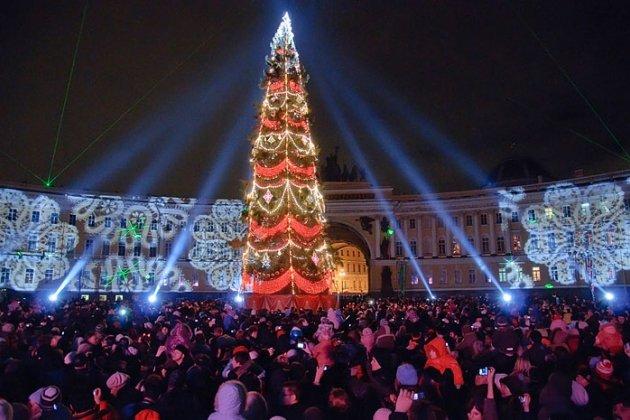 Новый год вПетербурге 2017: мероприятия, программа
