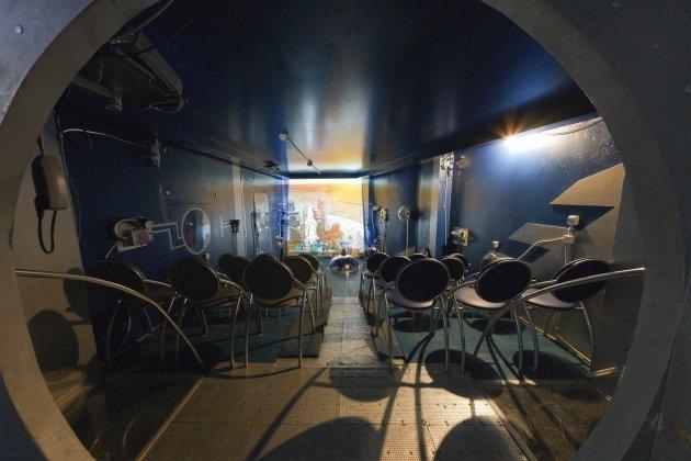 Петербургский планетарий: под небом темно-синим
