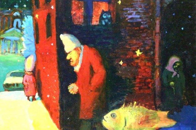 Выставка Андрея Семенова «Назад в Ленинград»