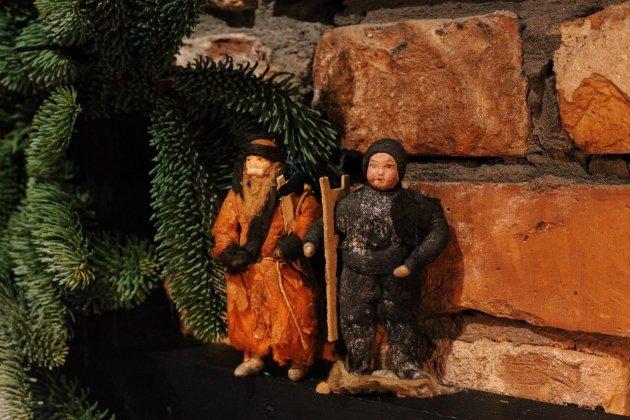 Выставка советских елочных игрушек 1930-1990-х годов «На елке»