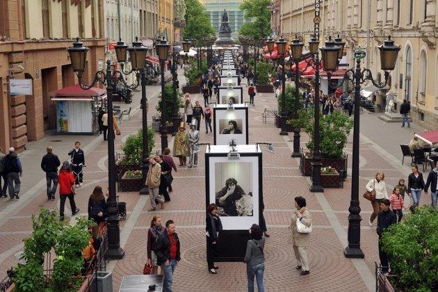 Места Цоя в Петербурге