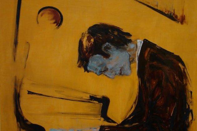 Выставка Кирк Ястреб «Музыка и время»
