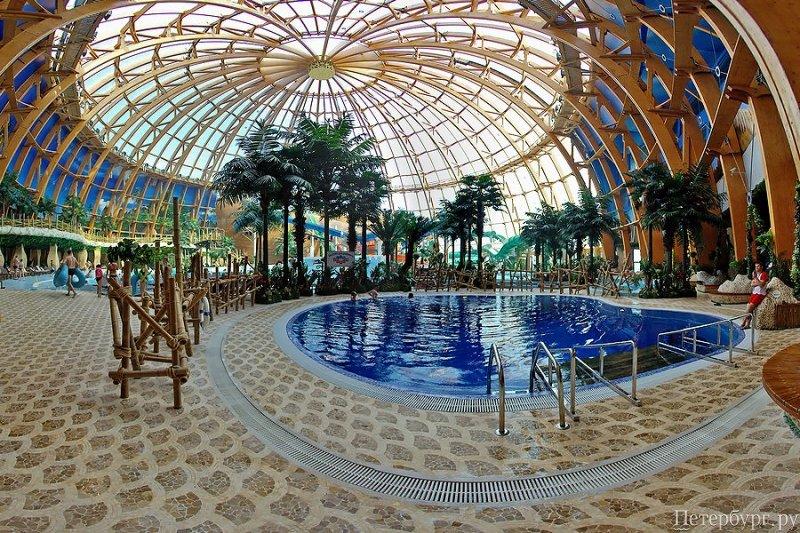 аквапарк питерлэнд фото