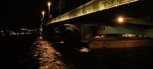 Мост Лейтенанта Шмидта Санкт Петербург