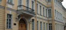 Дом-музей Пушкина в Санкт Петербурге