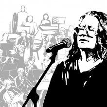 Большой сольный концерт Александра Градского
