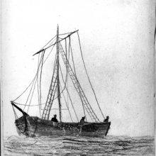 Выставка «Уходят в море корабли…»